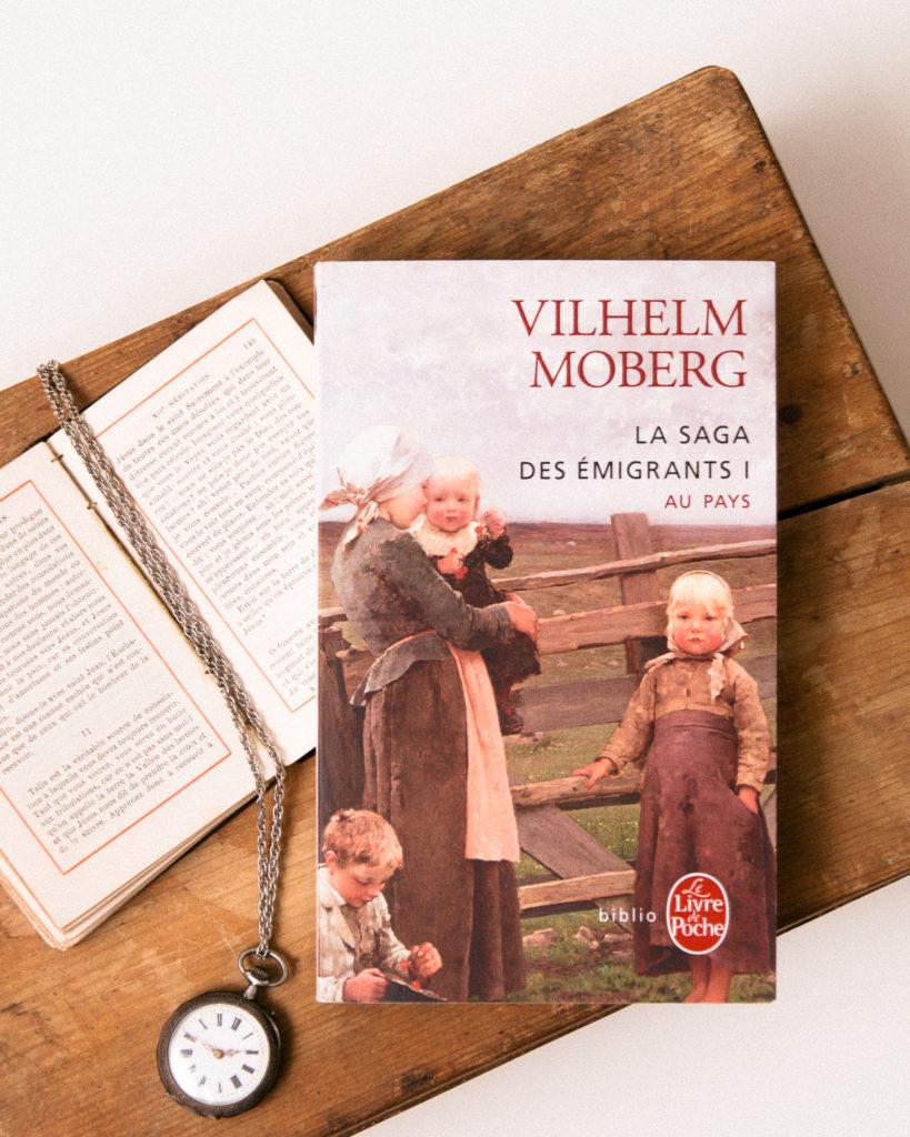 La Saga des émigrants de Vilhelm Moberg