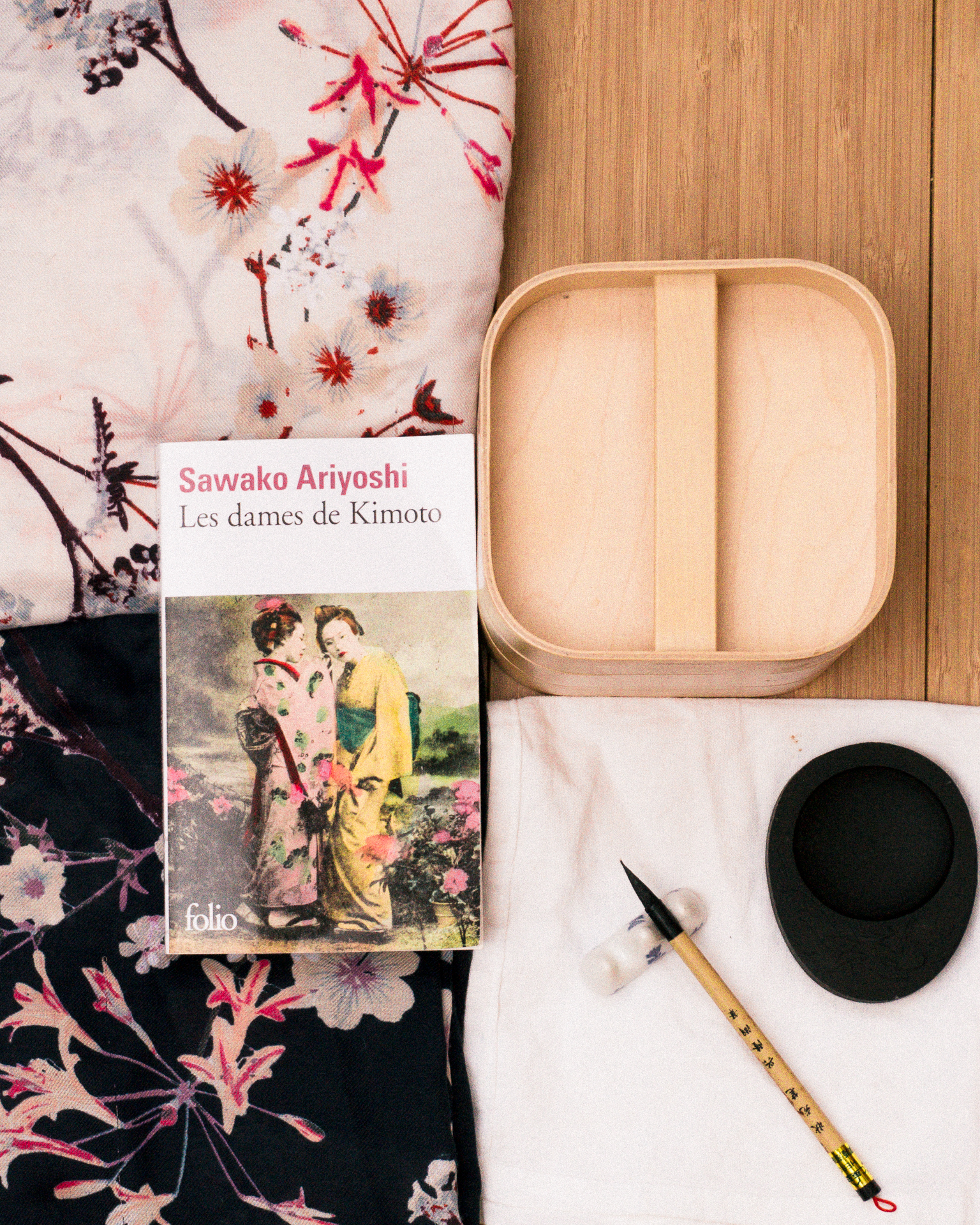 Les dames de Kimoto de Sawako Ariyoshi
